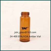 40ml EPA/VOA Amber Vial for HPLC