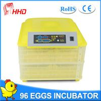Unprecedented Offer in July! Factory Supply Full Automatic Chicken Egg Incubator for Sale YZ-96