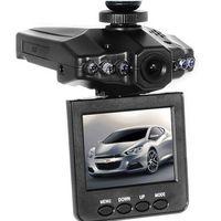 """Car Camera Recorder free shipping car dvr 2.5"""" LCD Screen 6 IR Night vision digital video recorder c thumbnail image"""