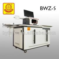 BYT waterproof channel letters led modules Channel Letter bending machine for signage thumbnail image