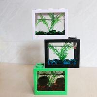 2020 Small/Mini Acrylic Aquarium/Custom Sizes Acrylic Fish Tank,kryplasticcraft.com