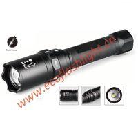 magnet control flashlight