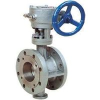 Flange Type Triple-eccentric Multilayer Metal Seal Butterfly Valve thumbnail image
