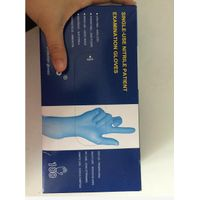 Titanfine Single-USE nitrile patient examination gloves