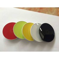 Black QI Wireless Charger Pad for Samsung Galaxy S6 / S6 edge / S6 edge+ NOTE5 Google Nexus 4/5 Lumi