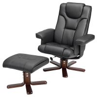 recliner chair with stool ,armchair