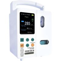 Hospital Enteral feeding pump with barcode scanner