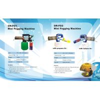 Fog Generator Thermal fogging machine ,Thermal Fogger Machinery for fumigation,disinfection and pest thumbnail image