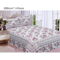 80gsm micro fiber polyester quilt sets