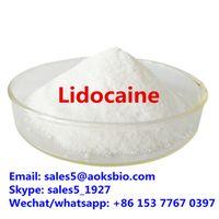 China supplier Lidocaine Hydrochloride/Lidocaine HCl Pain Relief Lidocaine Powder cas 73-78-9 thumbnail image
