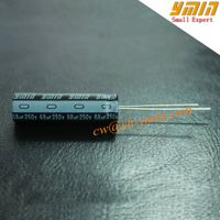250V 68uF Capacitor Radial Type Aluminum Electrolytic Capacitor Complying with RoHS