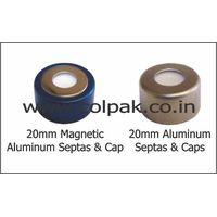 20mm Headspace Caps Septas Seals