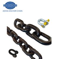 54mm Chinese anchor chain U3 with IACS certificate