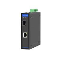 1 x 10/100/1000M Base-TX POE/NON-POE Industrial Ethernet Switch thumbnail image