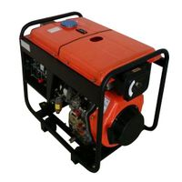 HD7500 5KW-6kw open frame air-cooled diesel power generator