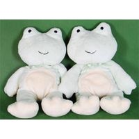 New arrival stuffed frog with cotton outer