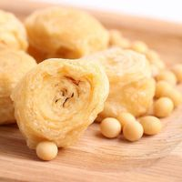Fried Frozen Beancurd Roll