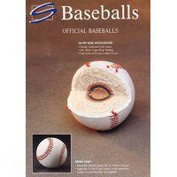 Baseball,baseballs,cowhide leather baseball,practice baseball,ROMLB baseball,China baseball supplier