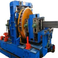 Double blades cold cut saw