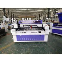 Chinese Mixed laser cutting machine AKJ1530H for metal and nonmetal