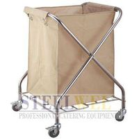 steelwel cleaning cart