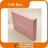 Printed Shipping Boxes, Corrugated Box Packing, Personalized Logo Postage Mailing Box thumbnail image