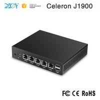 XCY Firewall barebone system J1900 J1800 4 LAN mini PC Pfsense thumbnail image