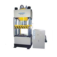 1200T Upper-cylinder Type Cold Extrusion Hydraulic Press for Led Heat Sink thumbnail image