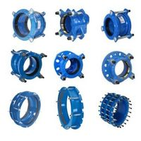 Ductile Iron (GGG) Coupling and Adaptors, End Caps thumbnail image