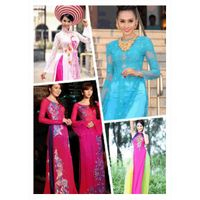 Aodai - Vietnamese long Dress