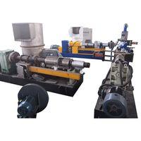 plastic pp pe films granule making machine plastic granulator machine thumbnail image
