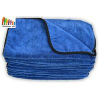 car washing microfiber cleaning cloth