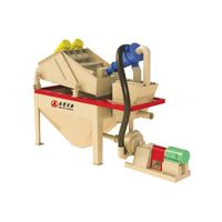 SS Fine Sand Collecting System