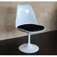 Bar indoor FRP tulip chair fiberglass seating