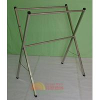 X Stainless Steel Telescopic Drying Rack