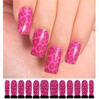 nail sticker ,natural nail sticker , beautiful nail sticker