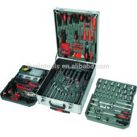 High Quality 186PCS Tool Set With Trolley Tool Case , Household Tool Set thumbnail image