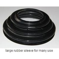 rubber corrugated sleeve