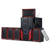 5.1 CH Home Theater Speaker with USB/SD/FM/Bluetooth/Remote thumbnail image