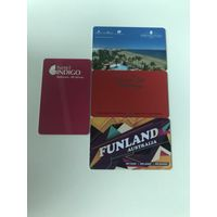 Access control card hotel supermarket apartment key card