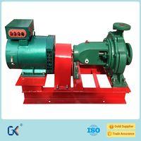 Radial Flow Turbine And Generator