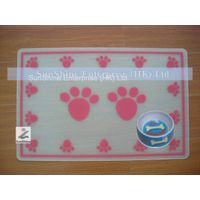 supply plastic PP products table mat thumbnail image