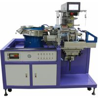 Golf Tees Fully Automatic Pad Printing Machine