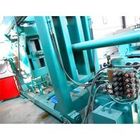 APG887 Epoxy Resin Pressure Gel Molding Machine