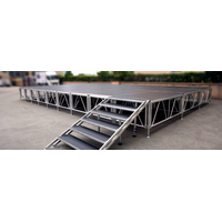 1.221.22M Easy Assemble Stage for concert event stage for outdoor performance thumbnail image