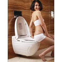 New design ceramic intelligent smart wall hung toilet KD-T021A