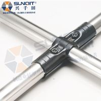 Best price metal joint for lean tube assembly
