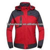 Fashionable Battery Heated Jacket, Battery Heated Jacket