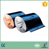 Hot new products for 2016 blue titanium aluminum solar film