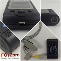 MeditechHandheld Pulse Oximeter with Color Monitor thumbnail image